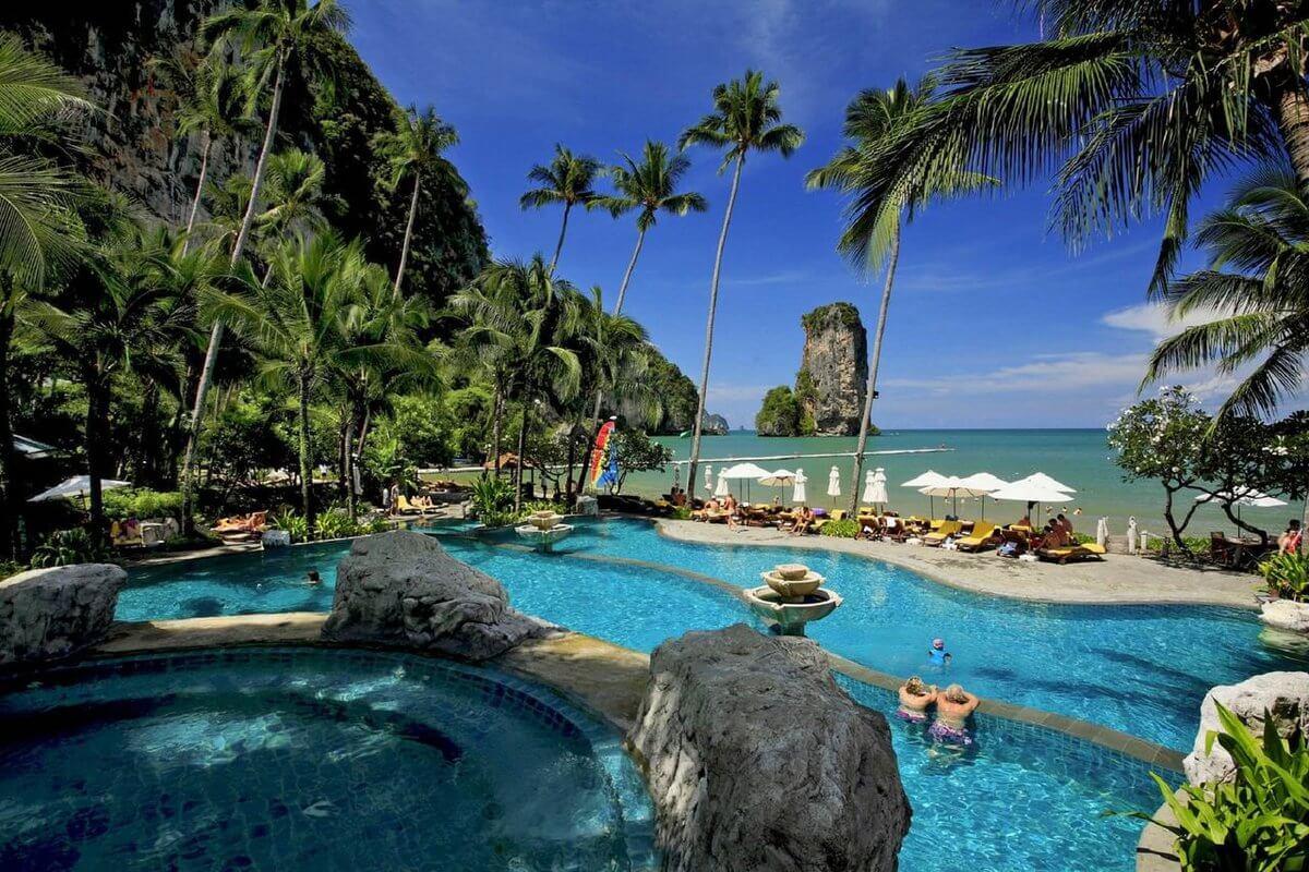 Райское место — Тайланд