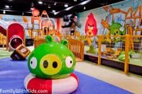 Angry Birds Activity Park в Финляндии‎